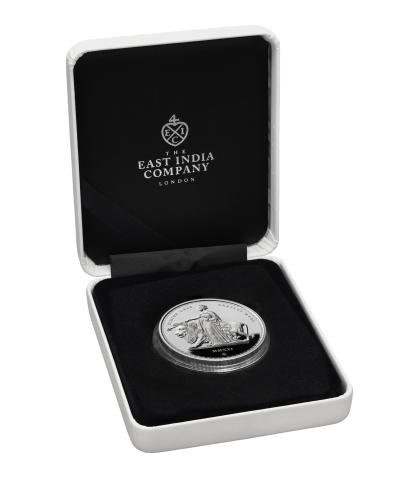PREORDER: 2021 Masterpiece Una & the Lion 1oz Silver Proof Coin